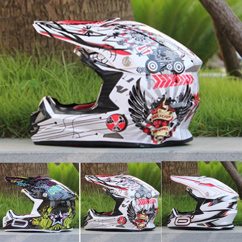 free shipping bmx motocicleta moto cross adult casco casque capacete motorcycle helmet dirt bike off road