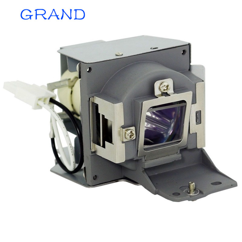 Replacement MC.JH511.004 projector Lamp bulb with housing P-VIP 180/0.8 E20.8 for Acer P1173 X1173 X1173A X1273 GRAND LAMP rlc 072 p vip 180 0 8 e20 8 original projector lamp with housing for pjd5233 pjd5353 pjd5523w