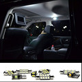 7pcs LED Bulb Interior Lights Package Kit For Toyota CAMRY 2007-2011 Trunk Door Step Courtesy Lights