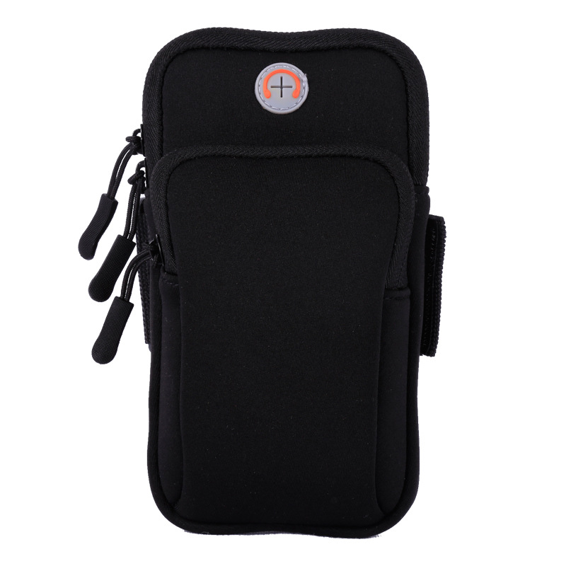 Doogee HomTom C13 Case Universal Waterproof Bag Running Sport Cell Phone Holder Armband Bag For Doogee X90 / X90L On hand(China)