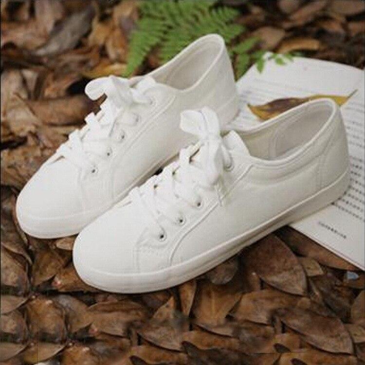 Chaussures de marche petites chaussures blanches femme chaussures en toile blanche femme chaussures de marche souples et confortables NI428-1-18Chaussures de marche petites chaussures blanches femme chaussures en toile blanche femme chaussures de marche souples et confortables NI428-1-18