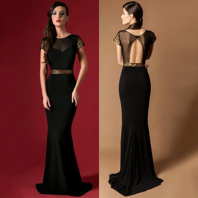 Popular Cheap Black Formal Gowns-Buy Cheap Cheap Black Formal ...
