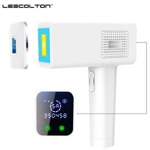 Image 2 - Lescolton 4in1 Epilator For Women Laser Hair Removal Machine Laser Epilator Hair Removal Permanent Electric depilador a laser