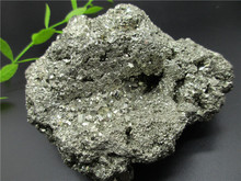 AAAAA Natural Crystals Rare Rock Chalcopyrite Natural Stones Minerals Healing Crystal Chakra Reiki For Collection