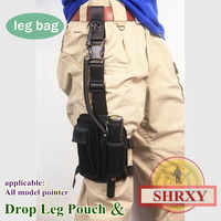 SHRXY Pointer Metal Detector Holster Drop Leg cloth Cover Pouch for Xp Pointer detector ProFind Fitting cloth Bag
