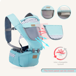 Image 4 - Baby Carrier Ergonomic Carrier Backpack Hipseat for newborn and prevent o type legs sling baby Kangaroos