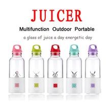 DIY Scrapbooking Embellishment Mini Portable Waterproof Juicer Cup Outdoor Household Electric Mixer Multi-functional Mini Juicer