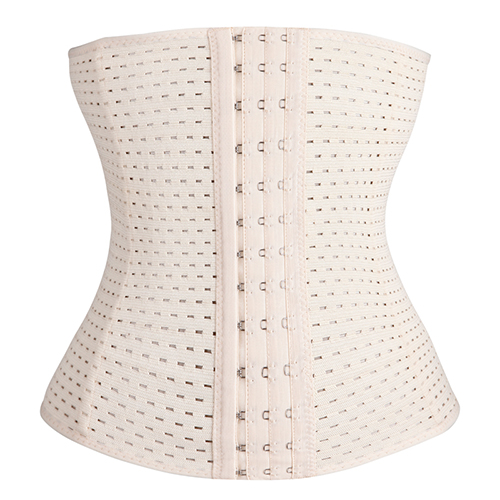 Kim Kardashian Women's Underbust Latex Sport Belt Waist Trainer Corset Hourglass Body Shaper Shapewear (7 days Shipping to USA)