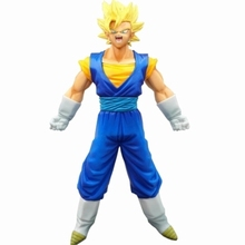 2018 NEW Original Banpre DXF THE SUPER WARRIORS vol.3 Action Figure - Super Saiyan God SS Vegetto from Dragon Ball SUPER melusine vol 3 the vampires ball
