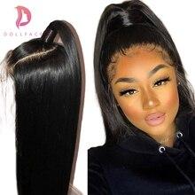 8 до 30 дюймов блонд 613 полный парик человеческих волос шнурка предварительно сорвал с волосами младенца волнистые бразильские волосы remy для черных женщин