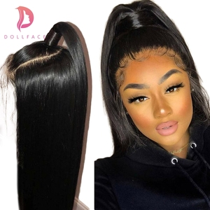 Peluca de pelo humano de 8 a 30 pulgadas rubia 613 de encaje completo Pre desplumado con pelo de bebé onda del cuerpo brasileño Remy cabello para mujeres negras
