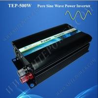 Pure sine wave dc12v to ac 220v inverter 500w off grid solar