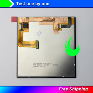 Image 1 - New Original For Blackberry Passport Silver Edition SQW100 4 LCD Display w Touch Screen Digitizer Assembly For Silver Edtion LCD