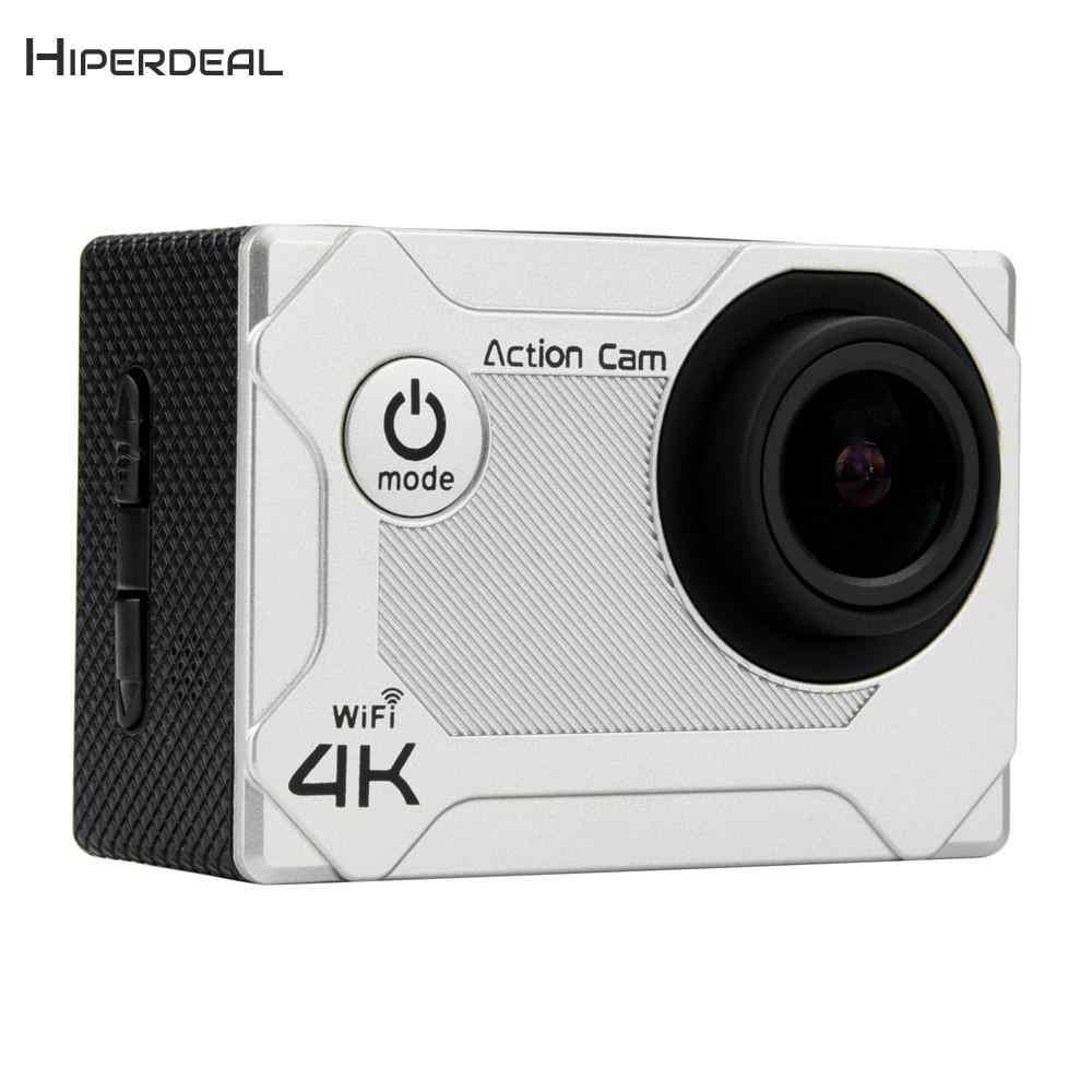 HIPERDEAL камера экшн ультра 4 K HD 1080 P Водонепроницаемая DVR камера Спорт WiFi камера видеокамера DV Action открытый вызов рекордер
