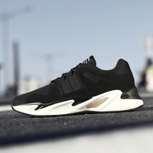 four seasons sneakers Size 36-46 Breathable mesh Running shoes for Men adults Outdoors Comfortable Lightweight Jogging Walking