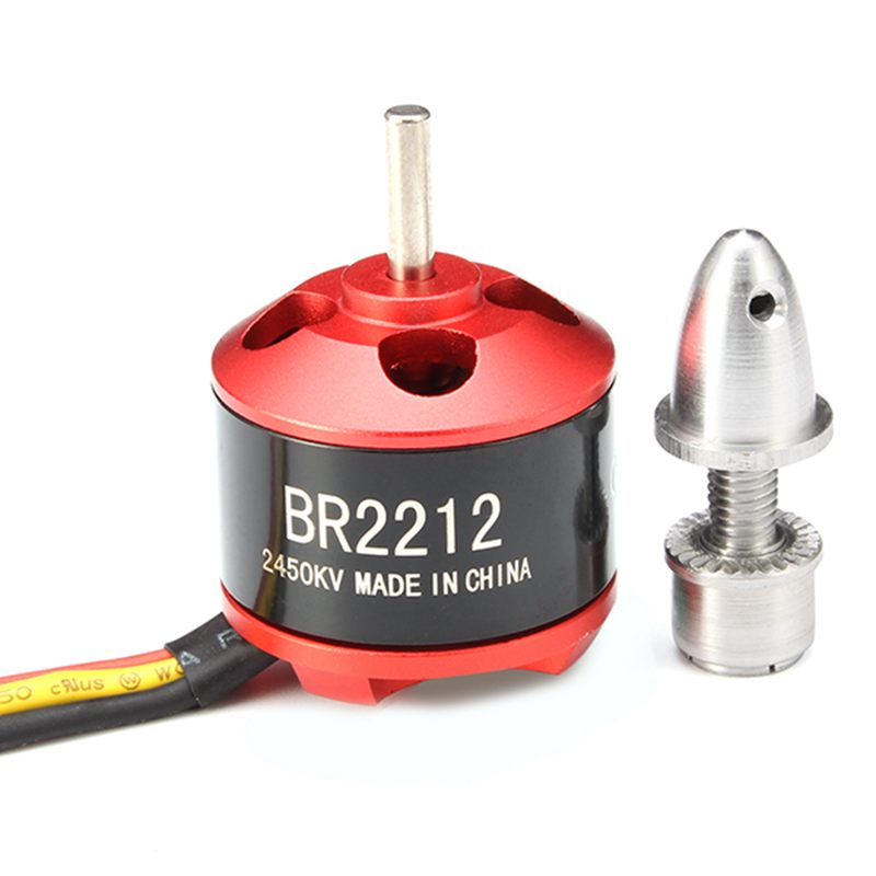 цена Racerstar BR2212 2450KV 2-3S Brushless Motor For RC Models