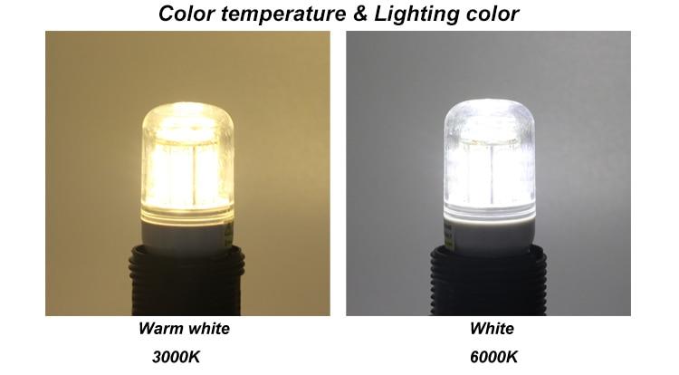 12 Volt Lampen : Volt led lampen v e e g watt mais lampe smd