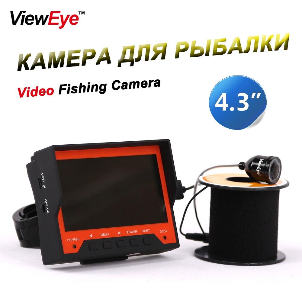Vieweye hd 1000tvl professional underwater ice fishing for Underwater ice fishing camera
