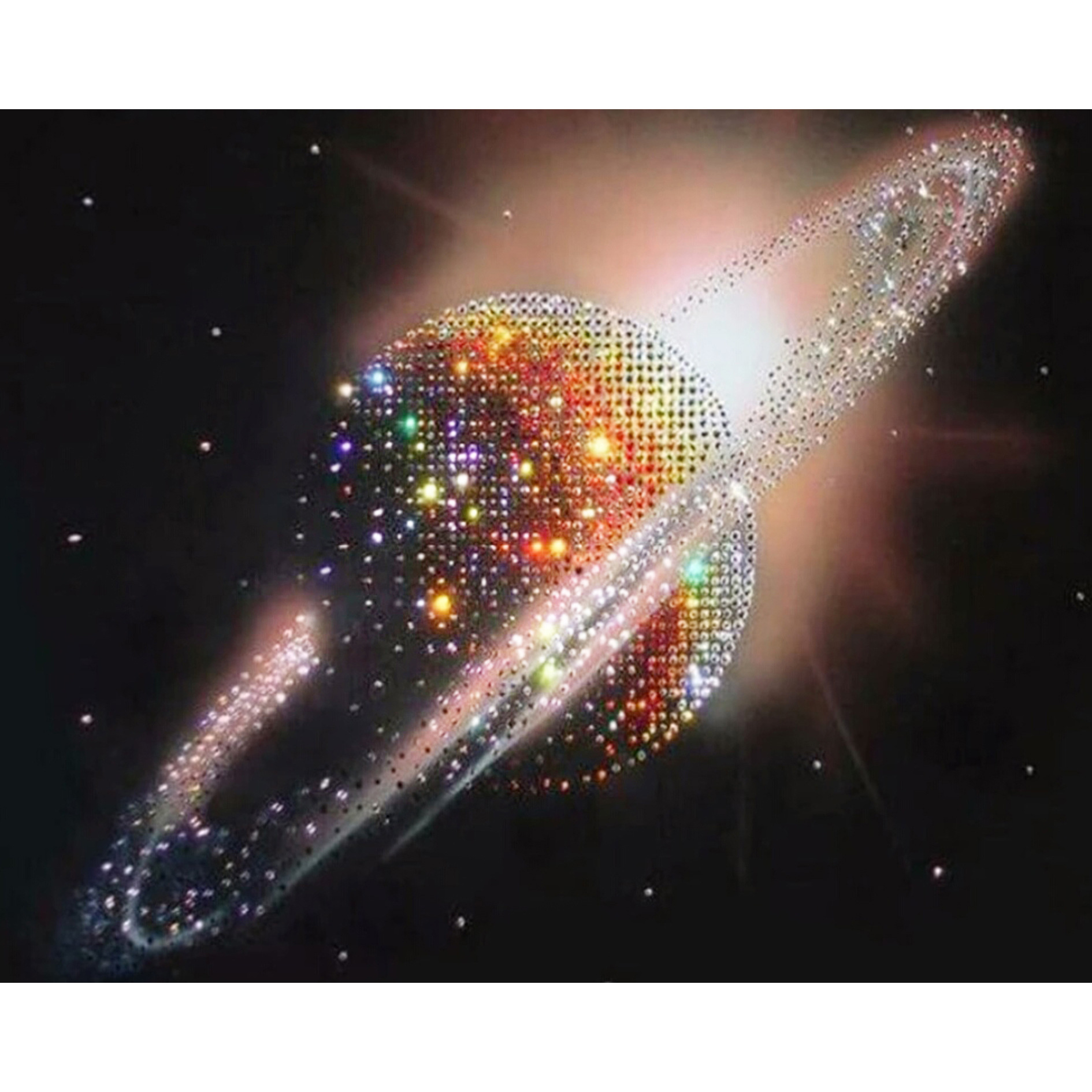 5D DIY Diamond Embroidery Star Scenery Full Square/ Round Diamond Painting Cross Stitch Diamond  Crystal Wall Painting