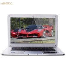 Amoudo 14 дюймов intel core i5 процессор 8 ГБ ram + 64 ГБ ssd + 750 ГБ hdd windows 7/10 система ультратонкий ноутбук ноутбука в продаже