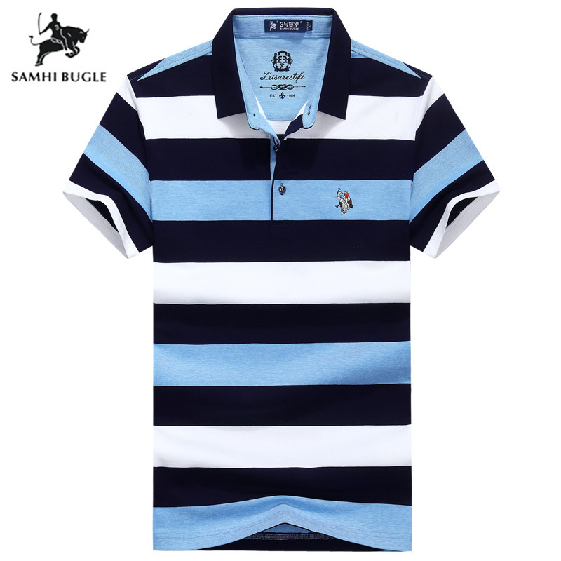 new short   polo   shirt men brand clothing simple casual patchwork   polos   male top quality cotton