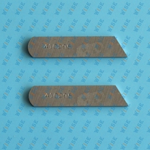JUKI MO-644D, MO-623, MO-634, & MO-634D SERGER LOWER KNIFE # A4145-335-000 (2PCS)