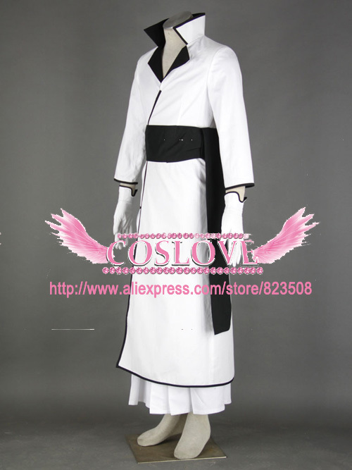 High Quality Custom Made Coyote Stark Cosplay Costume from Bleach Anime Christmas Plus Size (S-6XL)