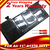Genuine Original Battery A1406 Battery For Apple MacBook Air 11 A1370 Mid 2011 A1465 2012 A1406