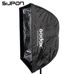 Image 3 - Godox ソフトボックス 60 × 90 センチメートルフラッシュスピードライト broly 傘ライトディフューザーソフトボックス反射フォトスタジオ写真撮影アクセサリー