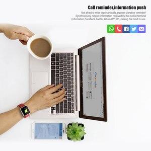 Image 5 - Смарт часы VERYFiTEK Y7 с монитором кровяного давления, пульсометром, фитнес трекером, водонепроницаемые часы для мужчин и женщин, Смарт часы для Android и IOS