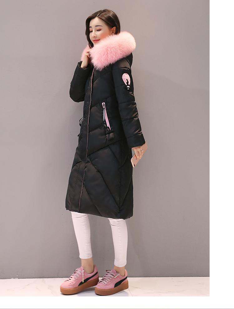 6438022e32685 Украина зимняя куртка широкой талией Полная 2017, женская обувь ...