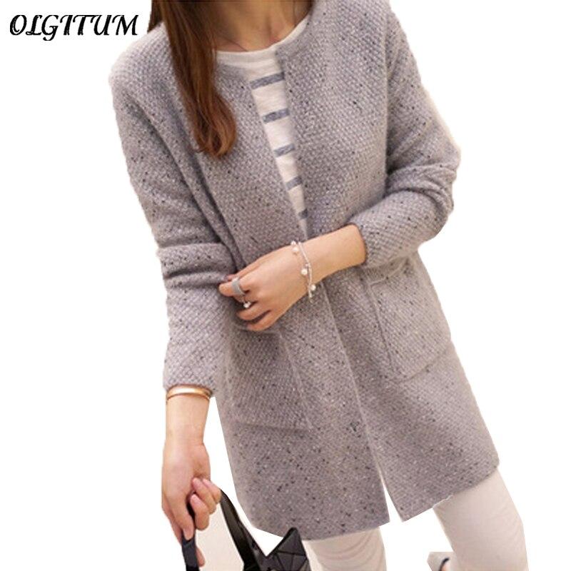 Olgotum 2019 New Spring Amp Autumn Women Casual Long Sleeve