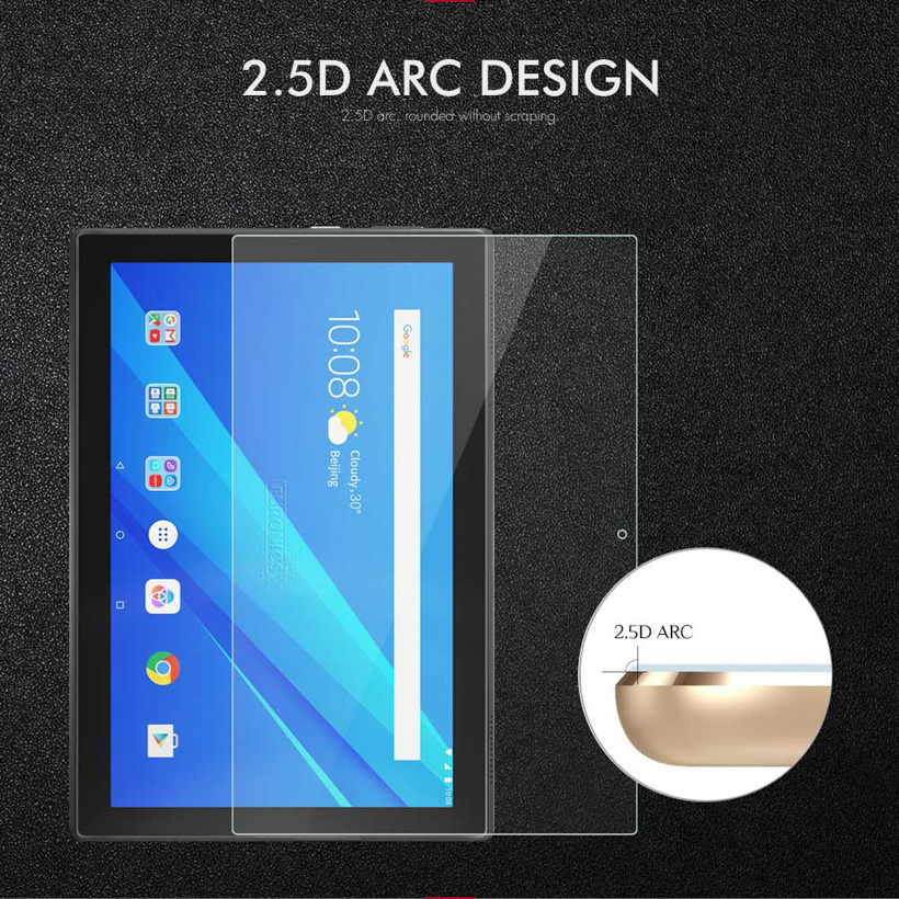 Tempered Glass For Lenovo Tab 4 TAB4 10 TB X304L TB X304F TB X304N 10 1 inch 9H Toughened Glass Film in Tablet Screen Protectors from Computer Office