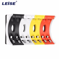 LEISE LS U8C Multicolor 8 Slots Smart USB Rechargeable Battery Charger With LED Indicator Charging For