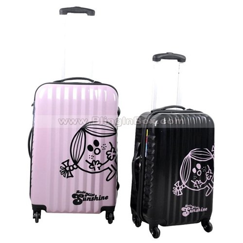 20inch rolling luggage,ABS hard shell trolley luggage/Pull Rod ...
