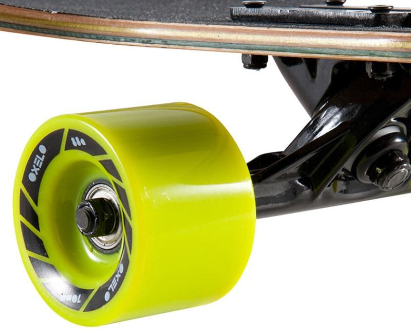 Скейтборд длинная доска 95x23,8 см