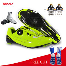 New Hot Style Riding Cycling Shoes Road Carbon Breathable Sidibike Bicycle Cycle Sneakers Zapatillas Zapato Ciclismo