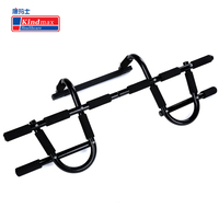 Kindmax Multi function Pull Up Bar Door Home Gym Horizontal Bar Chin Up Bicep Blaster Total Upper Body Workout Fitness Exercise