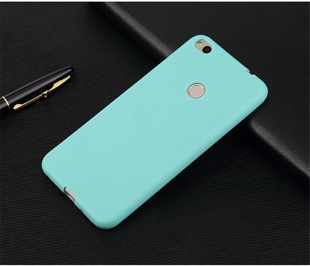 Case For Huawei P8 Lite 2017 TPU Silicone Clear Soft Case for Huawei P9 Lite 2017 On Honor 8 Lite case protective Back Cover 5.212