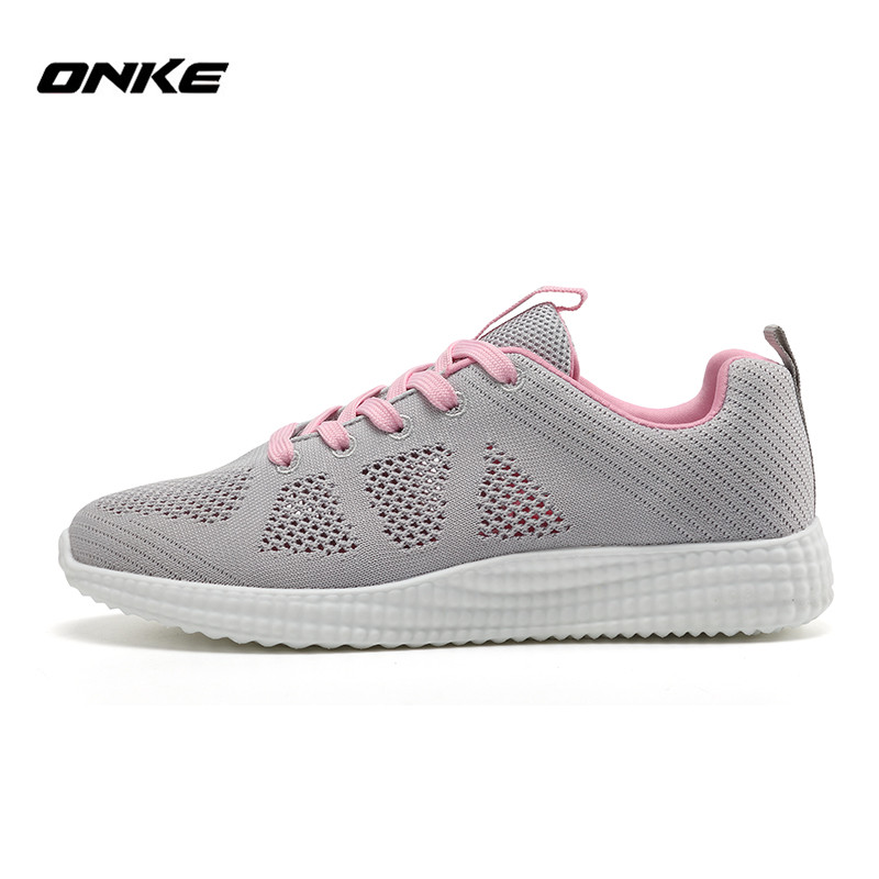 2017 Breathable zapatillas deportivas mujer font b sneakers b font women sport shoes woman zapatos mujer