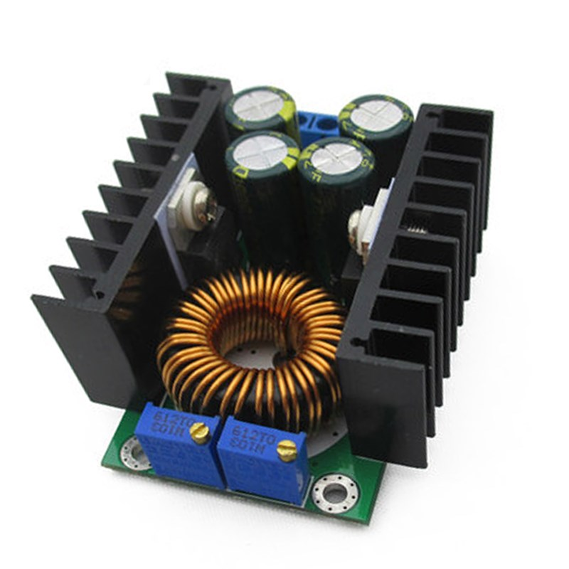 Professional Step-down Power DC-DC CC CV Buck Converter Supply Module 8-40V To 1.25-36V 12A Adjustable