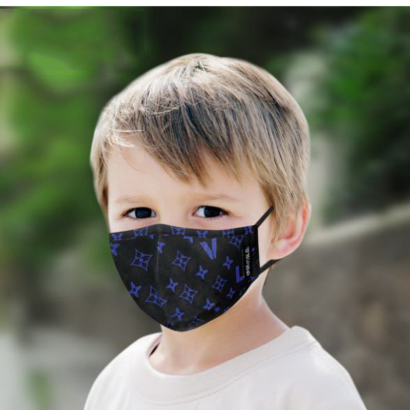 240629 Children s masks antibacterial haze cute child type anti PM2 5 fashion breathable dust masks