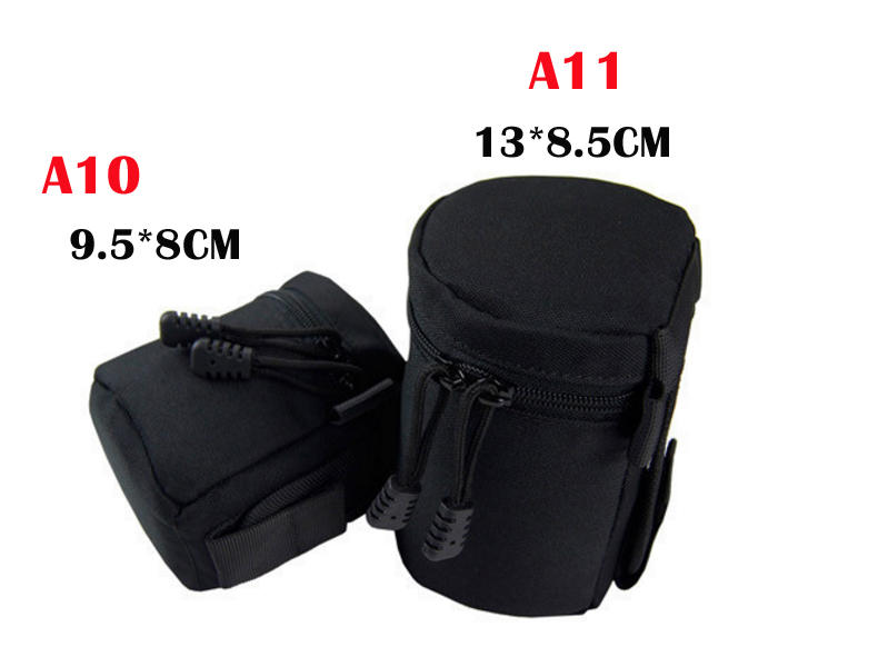 Jealiot Universal Waterproof Protective bag for the Camera Lens Bag digital DSLR camera Case Cover Pouch For Canon Nikon sony 7