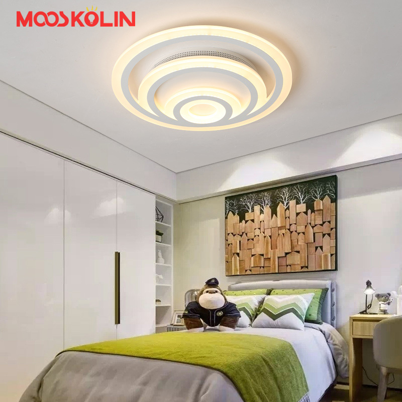 Modern Ceiling Light Lamparas De Techo Plafoniere Lampara Techo Salon Living room Light For Home LED Ceiling Lamp Dcor Lantern