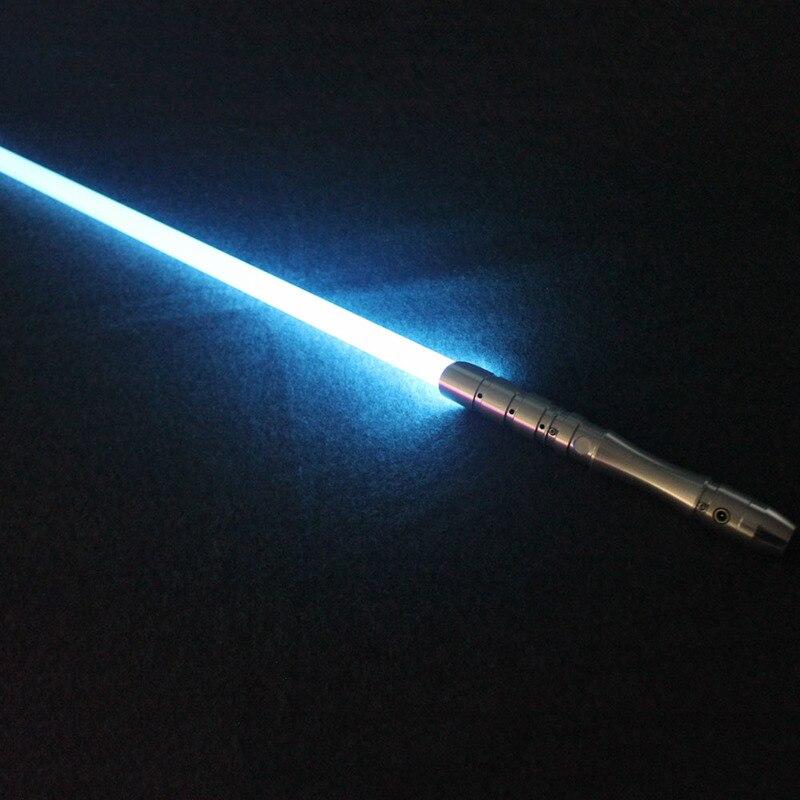 Nouveau Star Wars Cosplay sabre lumineux jouet LED sabre Laser épée son émettant de la lumière jouets noël cadeau d'anniversaire pour les enfants - 5