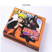 Hot Animation NARUTO Uzumaki Naruto Sasuke Cosplay 7 Piece Suffering no Shuriken Metal Collection Prop