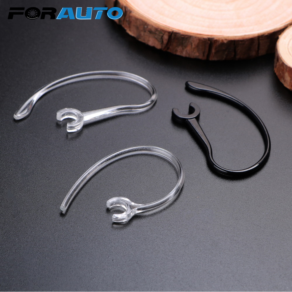 Forauto 1pc Auto Fastener And Clip Ear Loop Replacement Headset Receiver Clip Earhook Clamp Holder Car Styling Accessories To Rank First Among Similar Products Interior Accessories