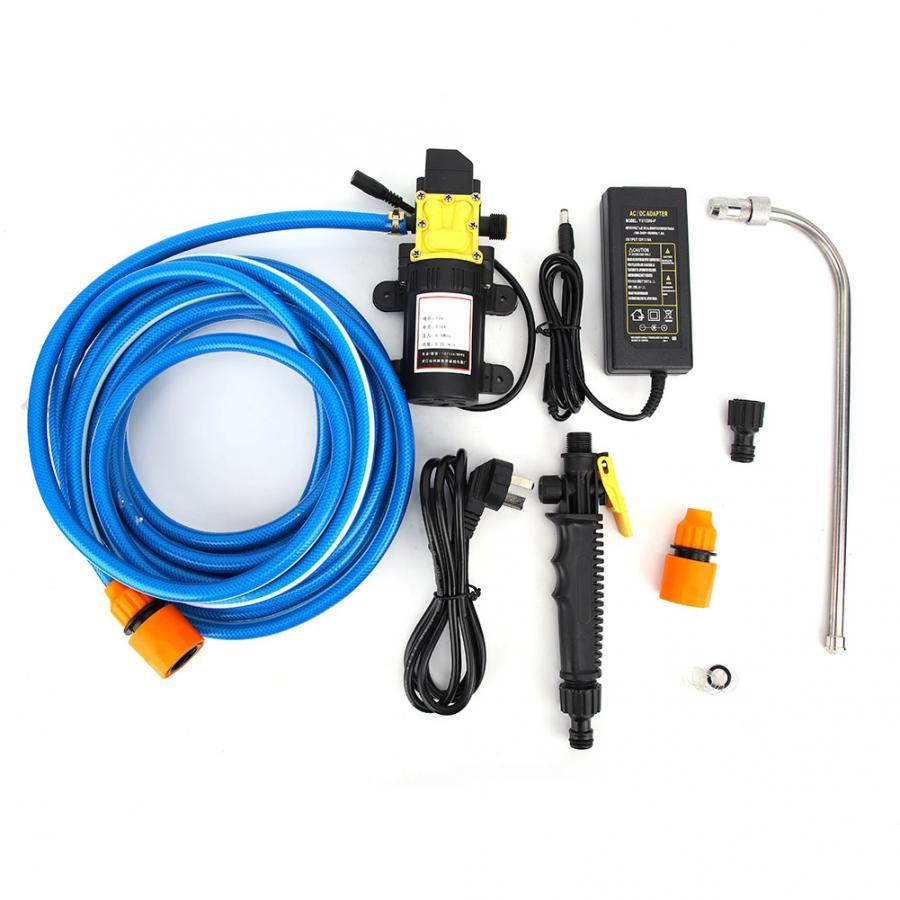 High Pressure Garden Irrigation Set Micro Water Pump Spray Kits AU Plug 100 240V