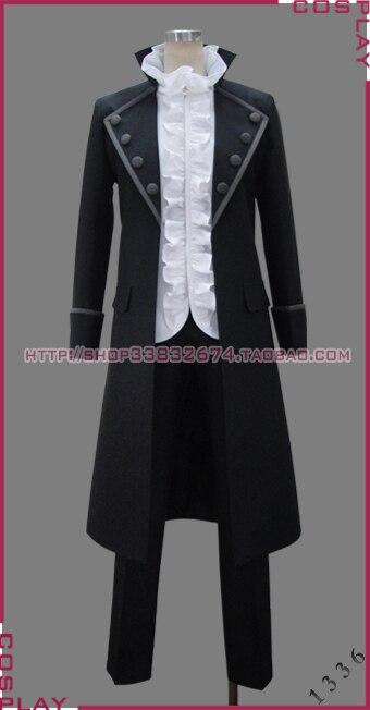 K Adolf K. Weismann cosplay costume custom any size 005