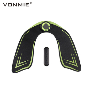 Image 5 - VONMIE ไร้สาย EMS Hip เทรนเนอร์เครื่องกระตุ้นกล้ามเนื้อไฟฟ้า ABS stimulator Slimming Massager USB รีโมทคอนโทรลรีโมทคอนโทรล